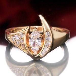 🎀18k/925 Nobel Diamond Lady Ring
